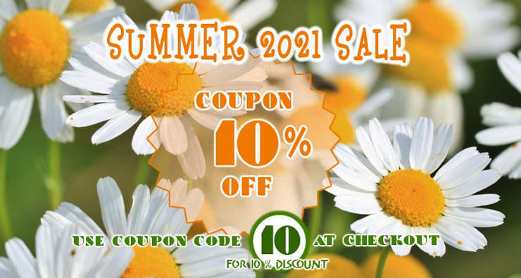 Seed Empire Summer Sale Coupon 10 OFF