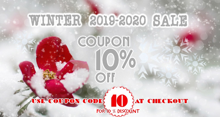 Seed Empire Winter Sale 10 % OFF